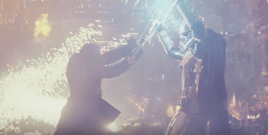 Star Wars The Last Jedi – le nouveau trailer est là