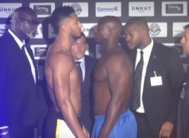 Tony Yoka vs. Jonathan Rice– la pesée et la preview