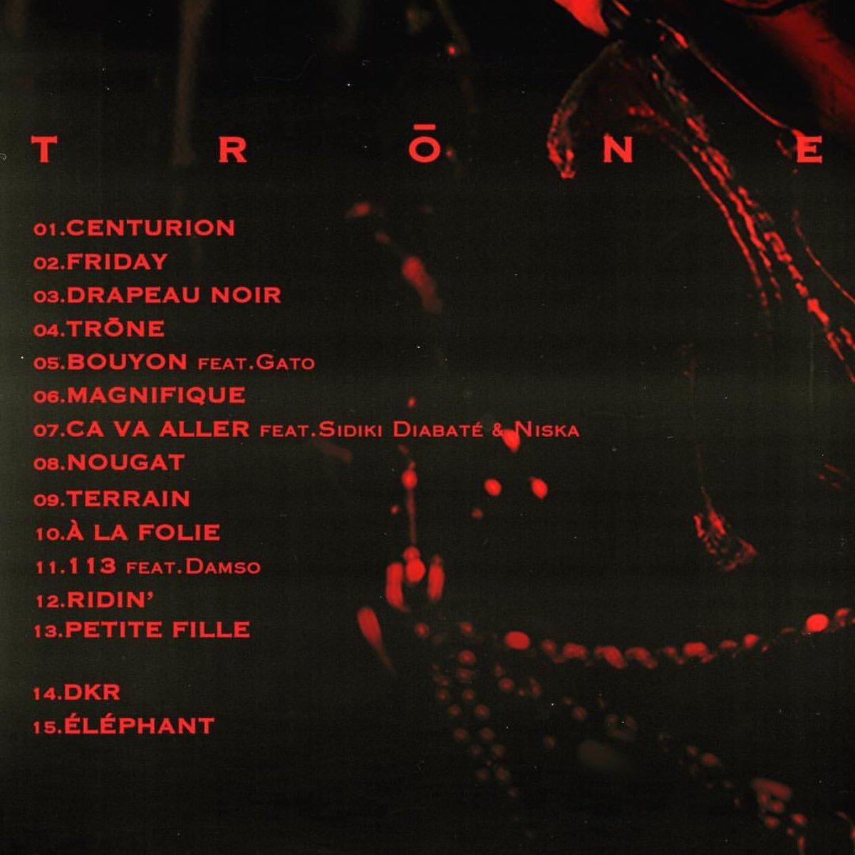 Booba D 233 Voile La Tracklist De Tr 244 Ne Et Confirme La