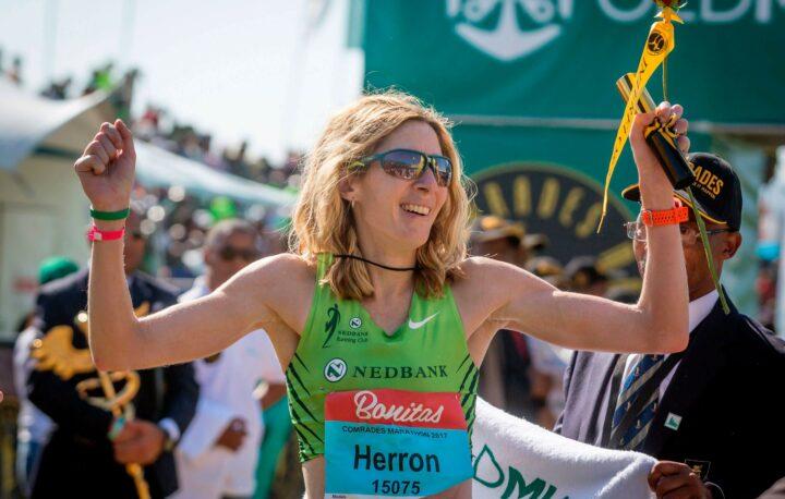 Camille Herron explose le record du monde des 100 miles