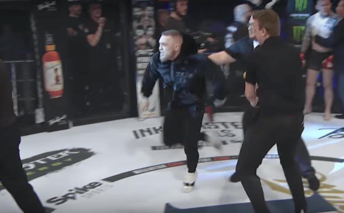 Conor McGregor Bellator 187