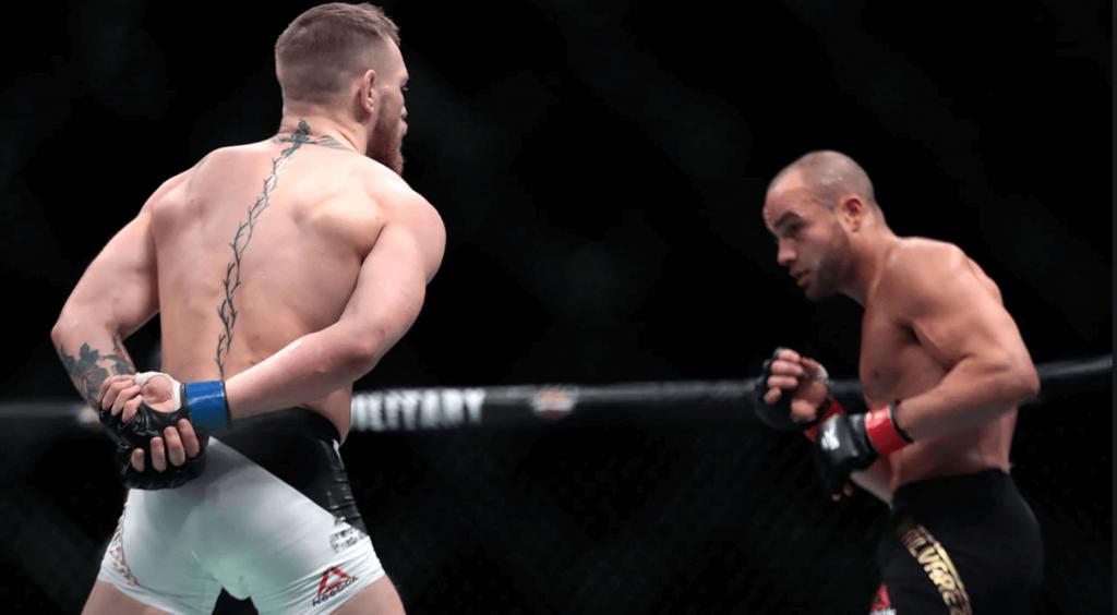 Conor McGregor Eddie Alvarez UFC 205