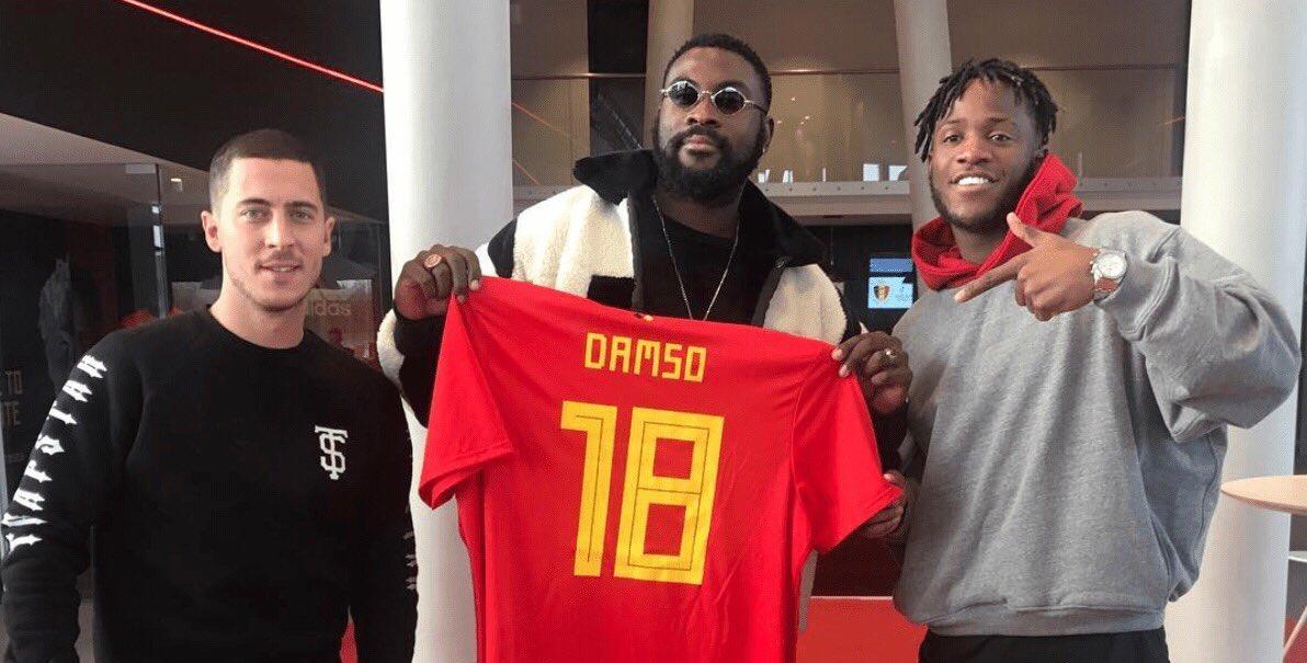 Damso répond aux critique concernant l'hymne pour l'Équipe de Belgique