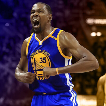 Kevin Durant interview