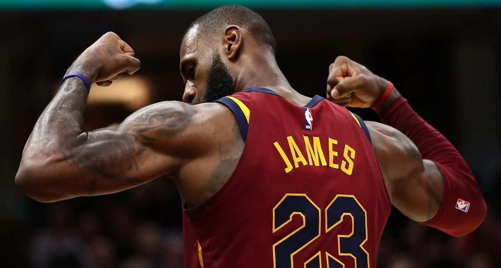LeBron James New York Knicks Cleveland Cavaliers