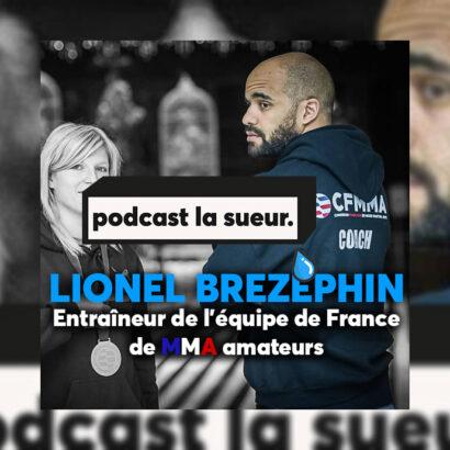 Lionel Brezephin interview article