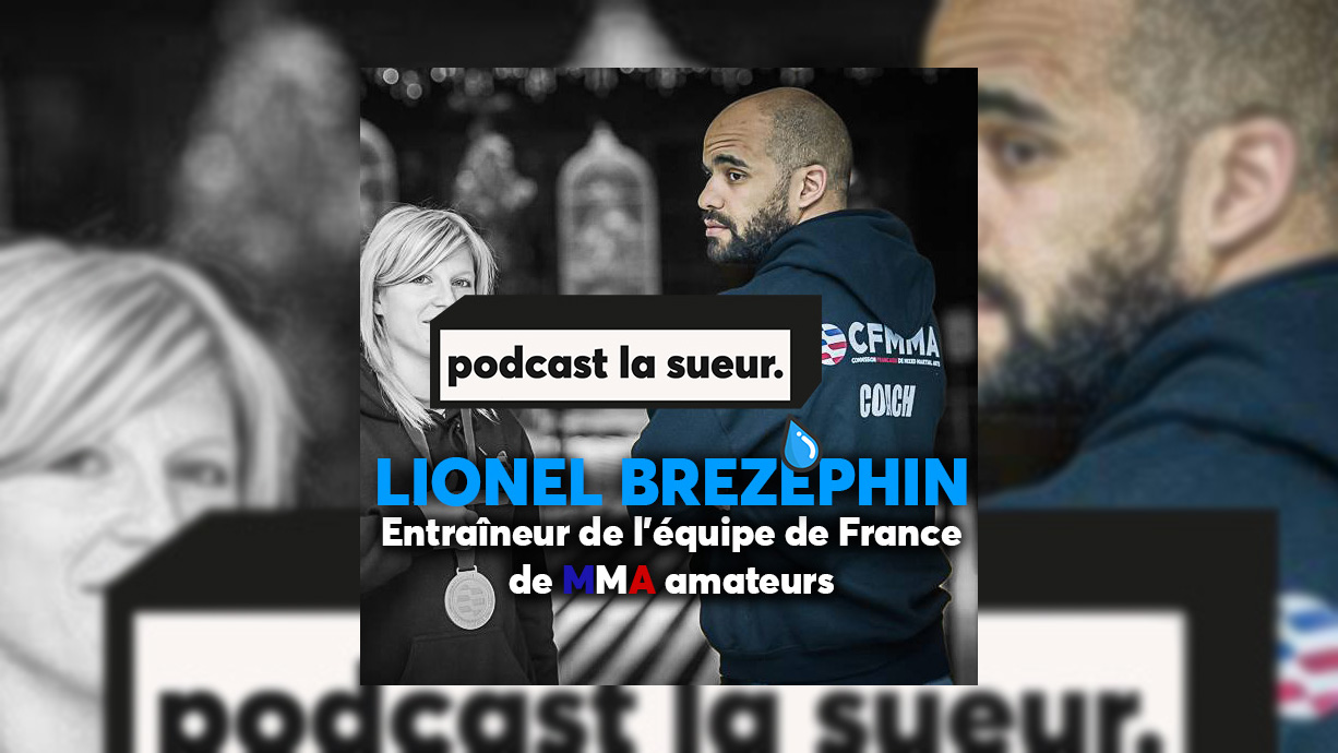Lionel Brezephin interview article