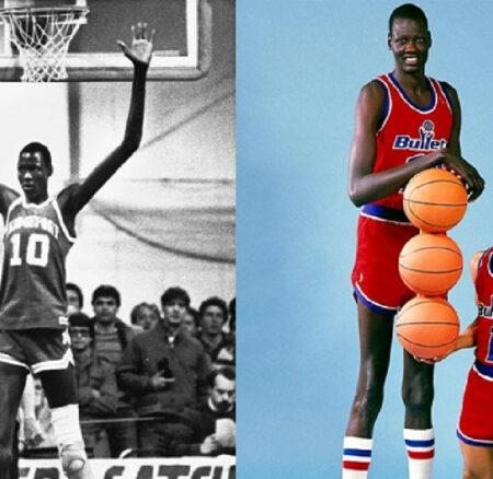 Manute Bol avait menti sur son âge, il aurait joué en NBA à 50 piges…