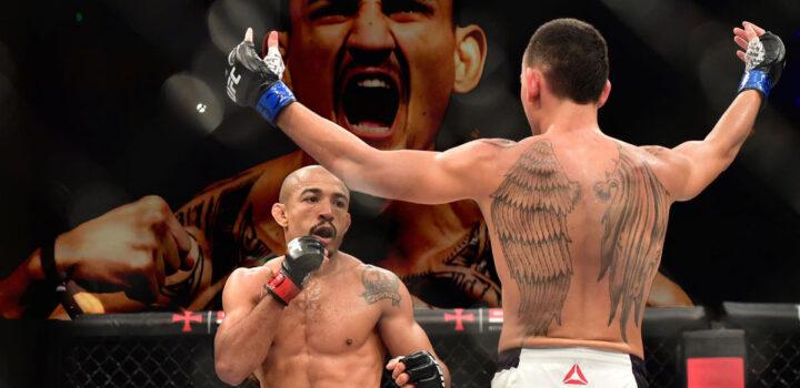 Max Holloway à l'UFC 218 – le champion mérite tout notre respect