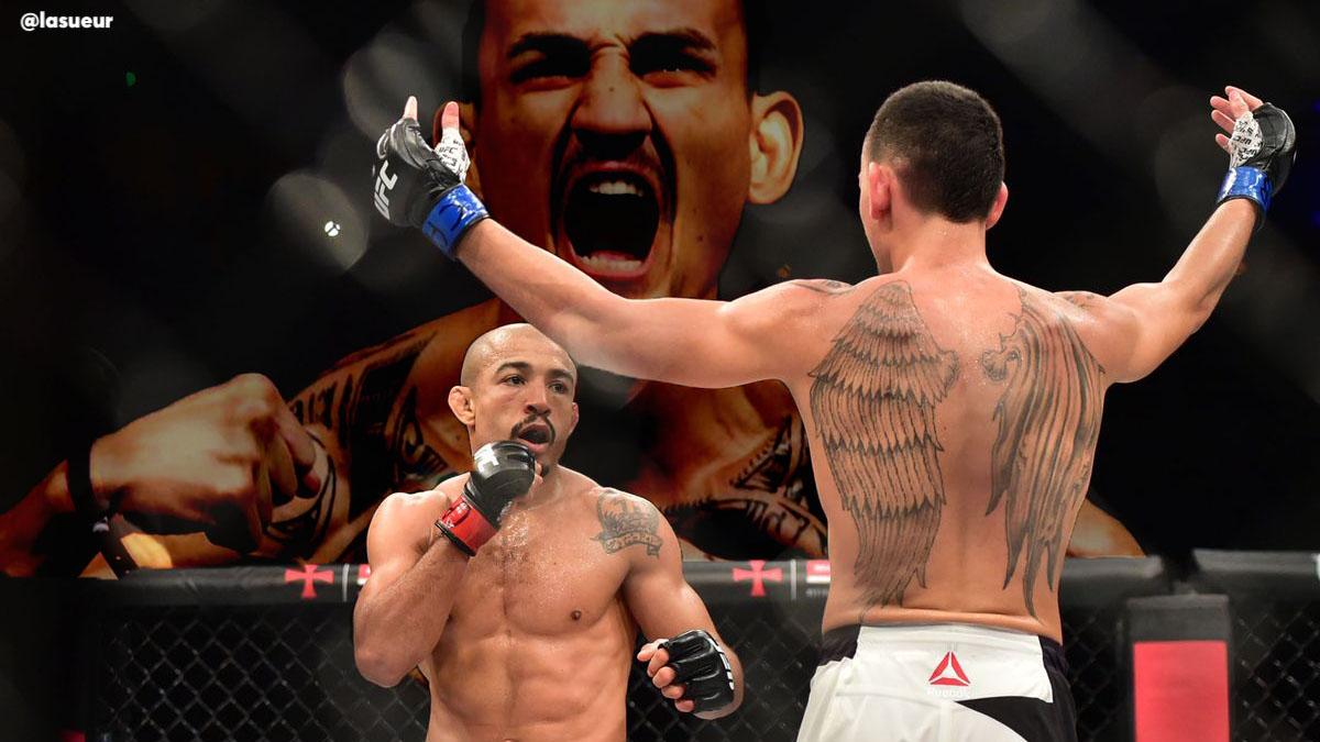 Max Holloway UFC 218