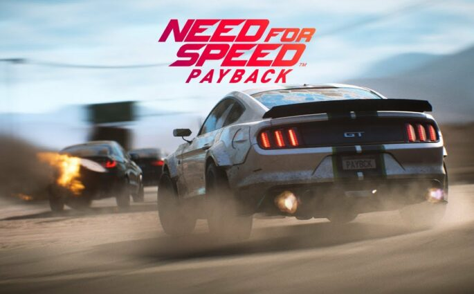 Test Need for Speed Payback