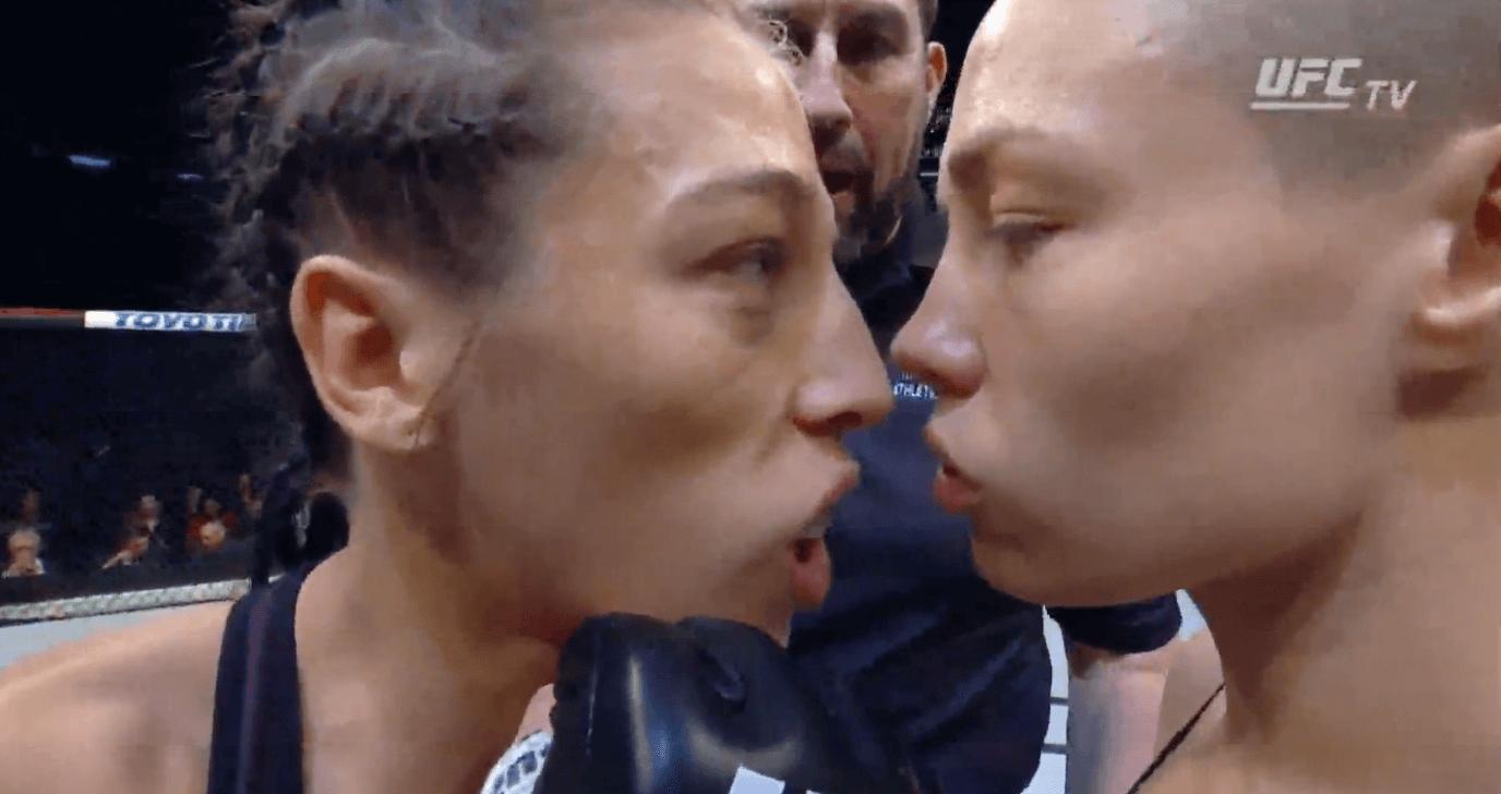 Rose Namajunas UFC 217