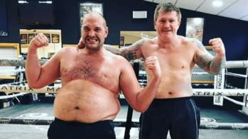 Tyson Fury retour 2018