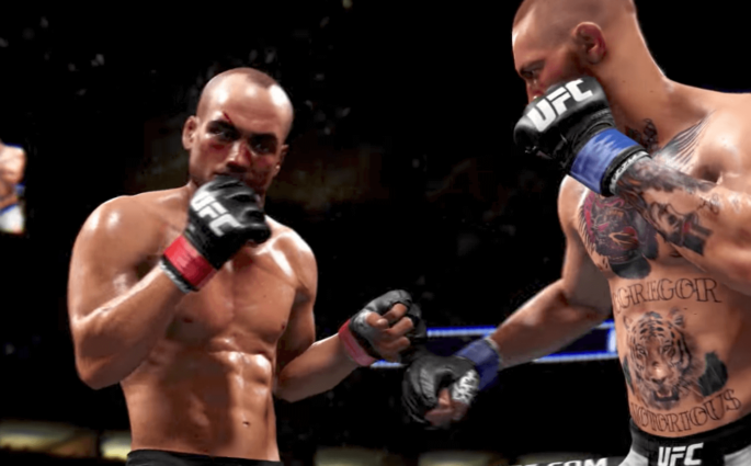 UFC 3 trailer McGregor
