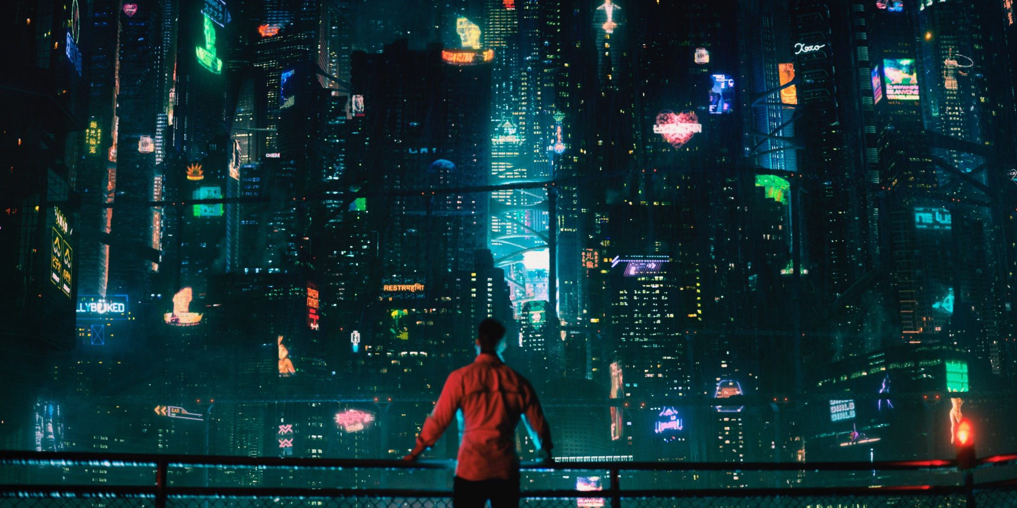 Le teaser de la nouvelle série Netflix — Altered Carbon