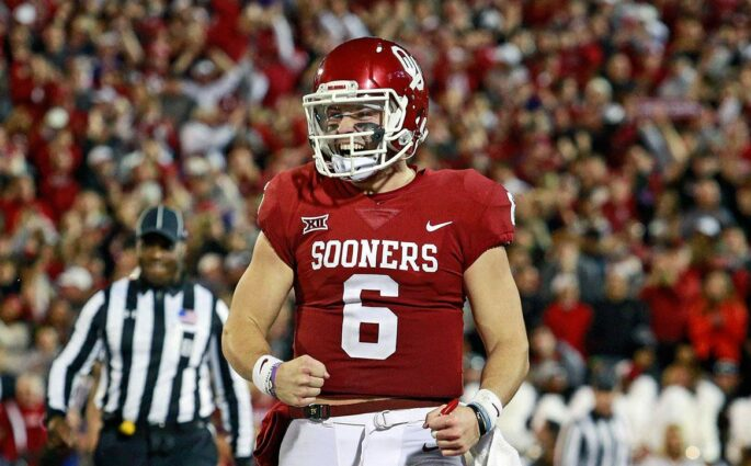 Baker Mayfield Heisman Trophy