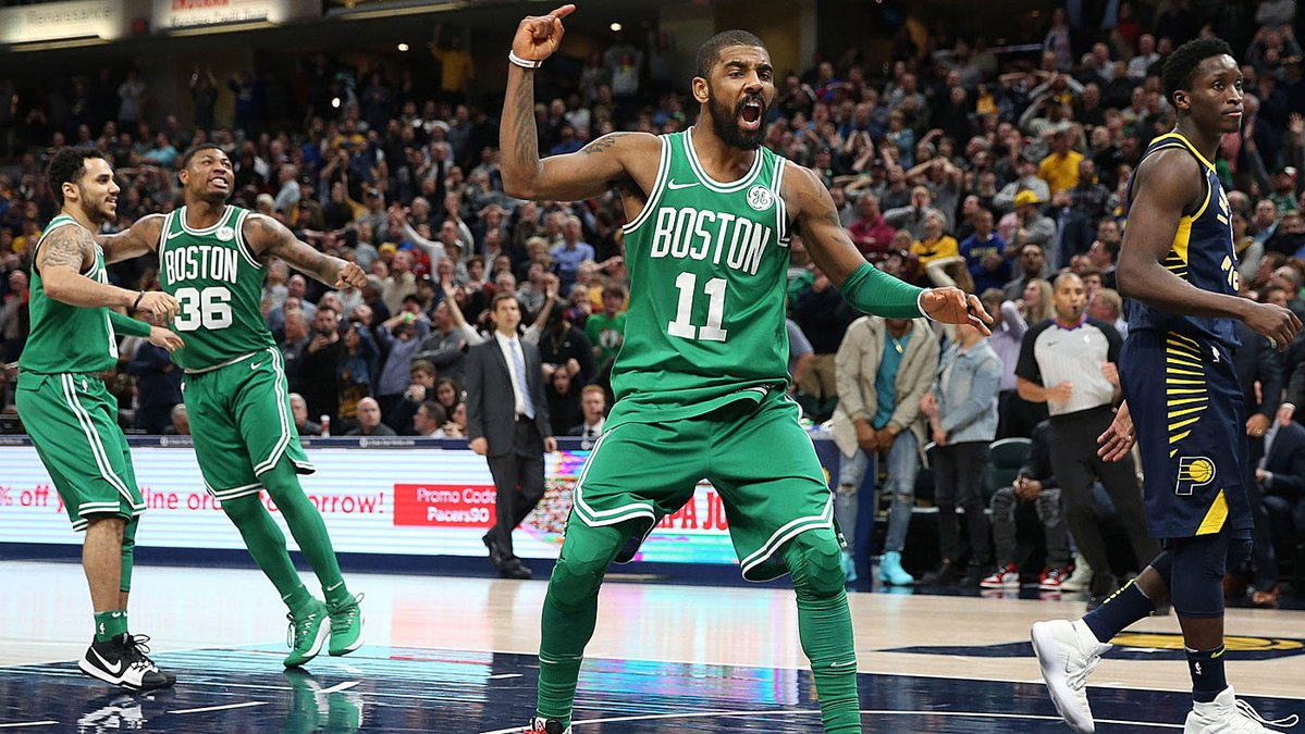 Celtics Pacers Kyrie Irving