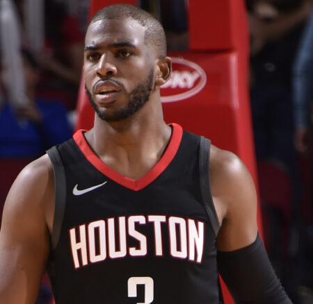 Les Rockets enchainent une 11e victoire de suite avec un CP3 majestueux