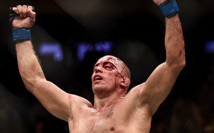 Georges St Pierre UFC Luke Rockhold Robert Whittaker