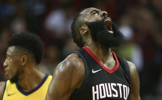James Harden New Orleans Pelicans