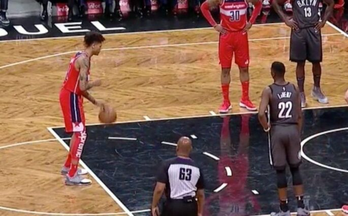 Kelly Oubre Wizards Supreme