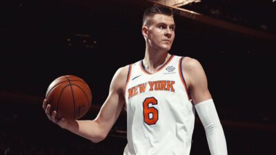 Kristaps Porzingis Lakers