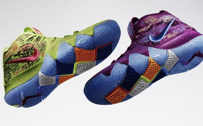 Kyrie 4 Nike Kyrie Irving