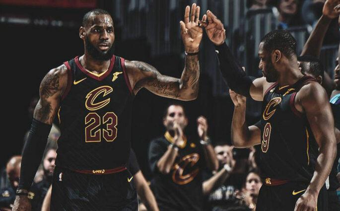 LeBron James Cavaliers Kings