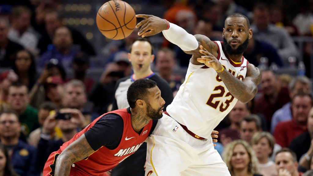 LeBron James sur son niveau de jeu «les gens sont habitués»