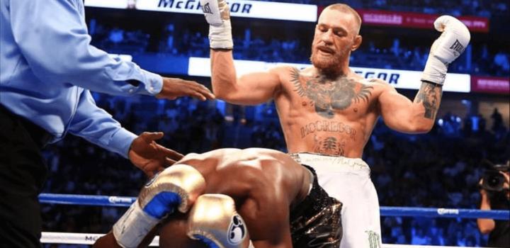 Mayweather dit qu'il pourrait donner une revanche à McGregor, à l'UFC