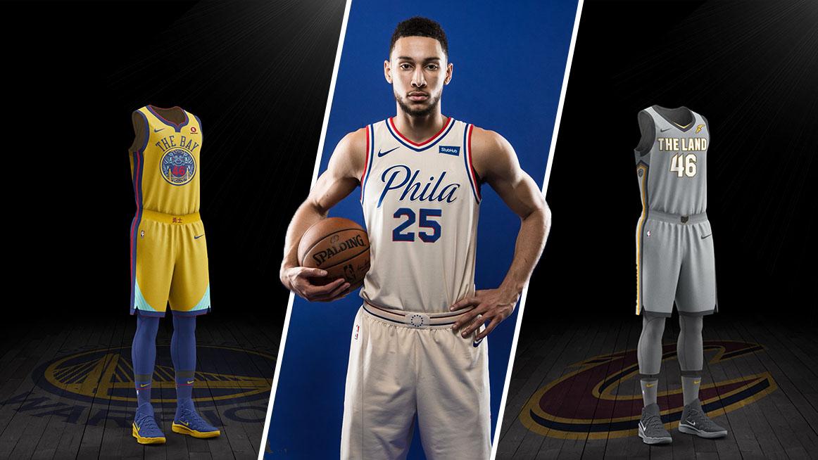 Nike présente tous les maillots NBA « City Edition »