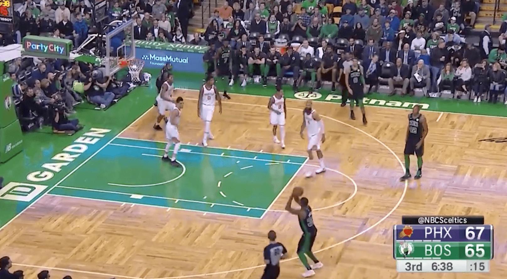 Phoenix Suns Boston Celtics