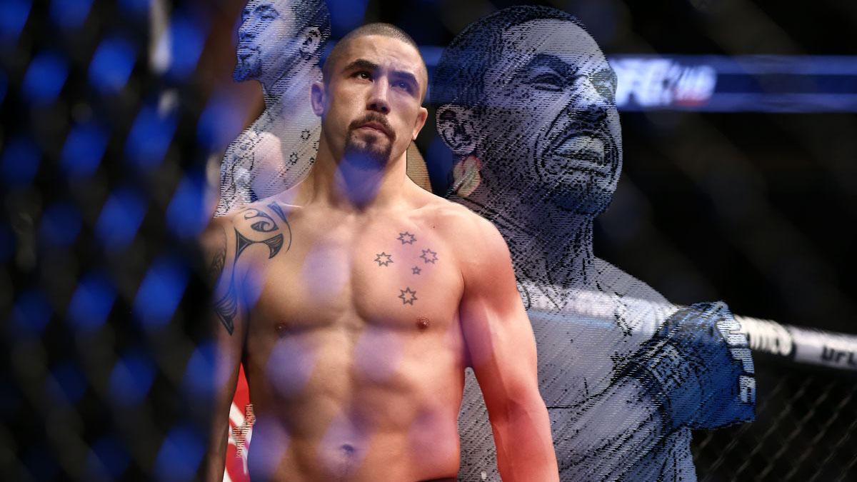 Robert Whittaker UFC