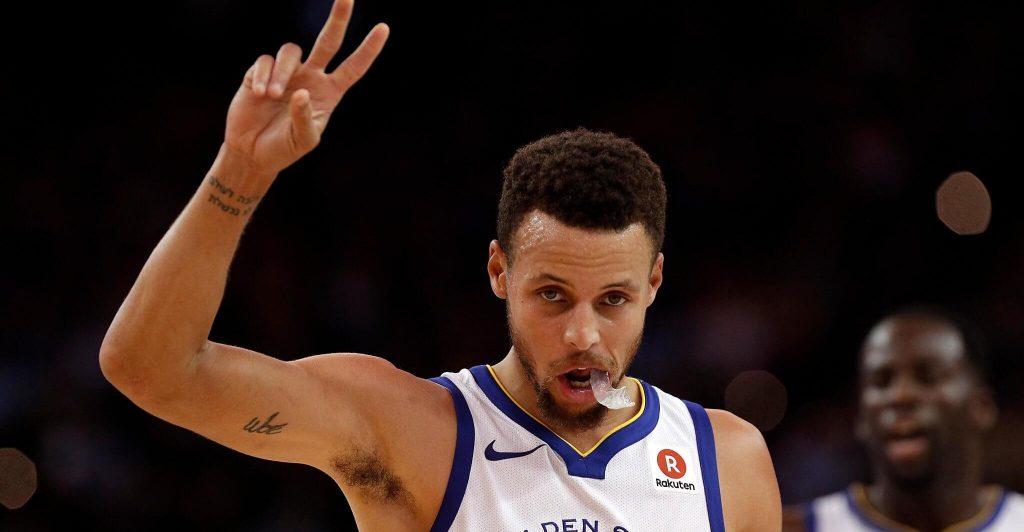 Stephen Curry Golden State Warriors (1)