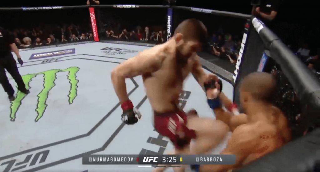 UFC 219 Khabib Nurmagomedov Edson Barboza