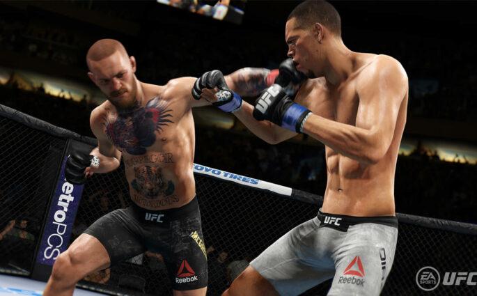 UFC 3 EA beta