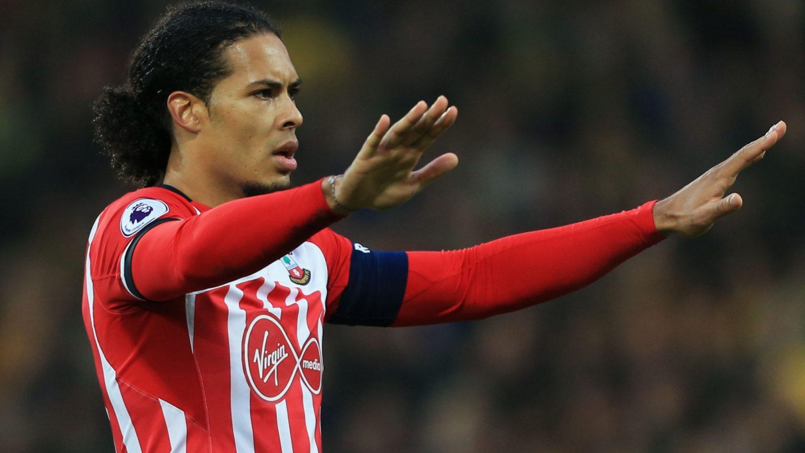Van Dijk devient 'Red' pour 84 millions d'euros — OFFICIEL