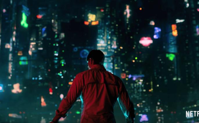 Altered Carbon trailer Netflix
