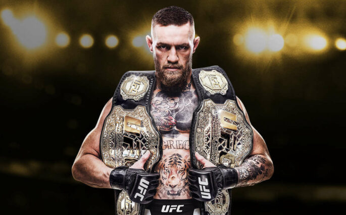 Conor McGregor UFC 3 notes