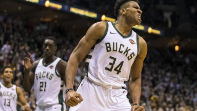 Giannis Antetokounmpo All-Star Game votes