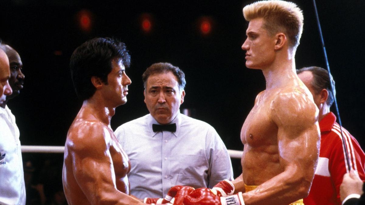 Ivan Drago boxe URSS