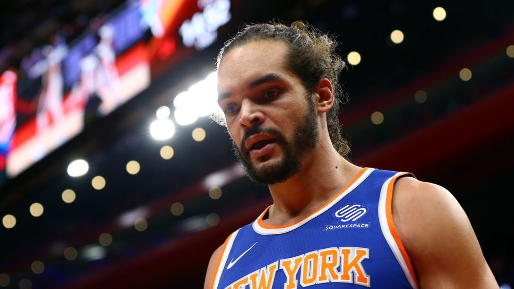Suite à une embrouille avec le coach, les Knicks veulent se débarrasser de Noah
