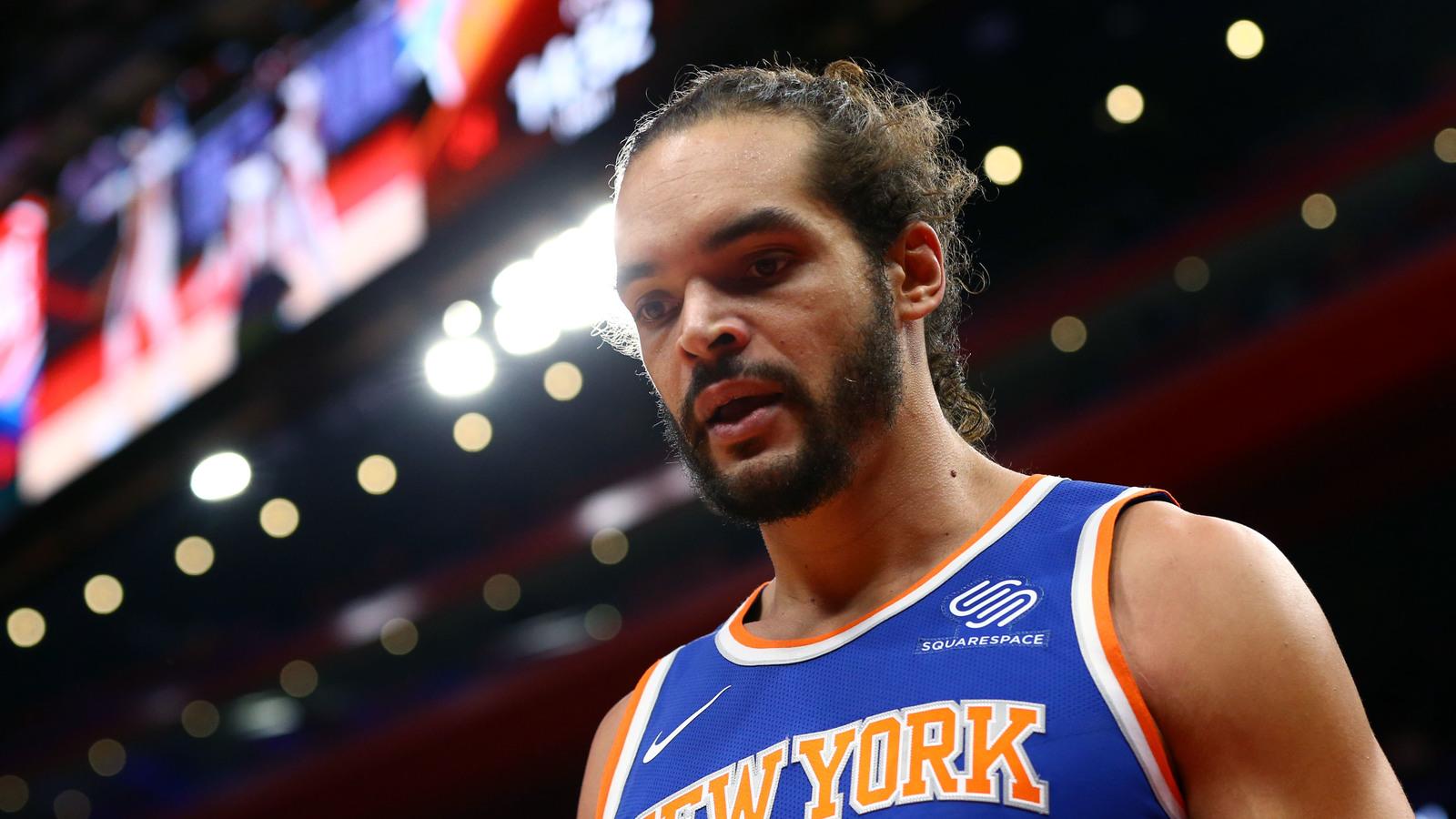 580966e93d46 Les New York Knicks prévoient de se séparer de Joakim Noah