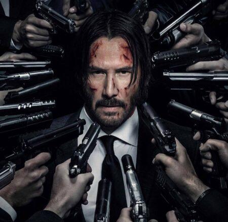 La série John Wick de Keanu Reeves confirmée !