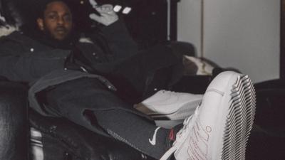 Kendrick Lamar Nike Cortez Kenny 1