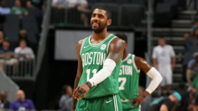 Kyrie Irving Boston Celtics Neymar