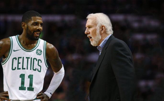Les Spurs avaient salement essayé de trader pour Kyrie Irving