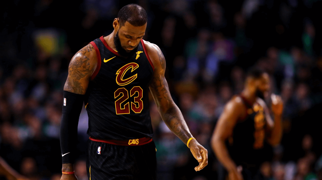 LeBron James Cavaliers Loss (1)
