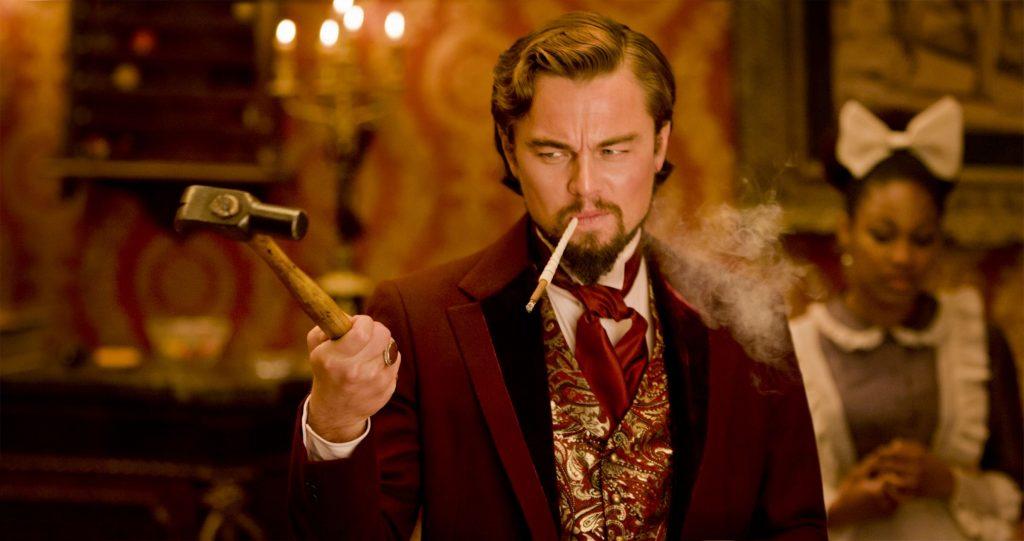 Leonardo DiCaprio Django Quentin Tarantino