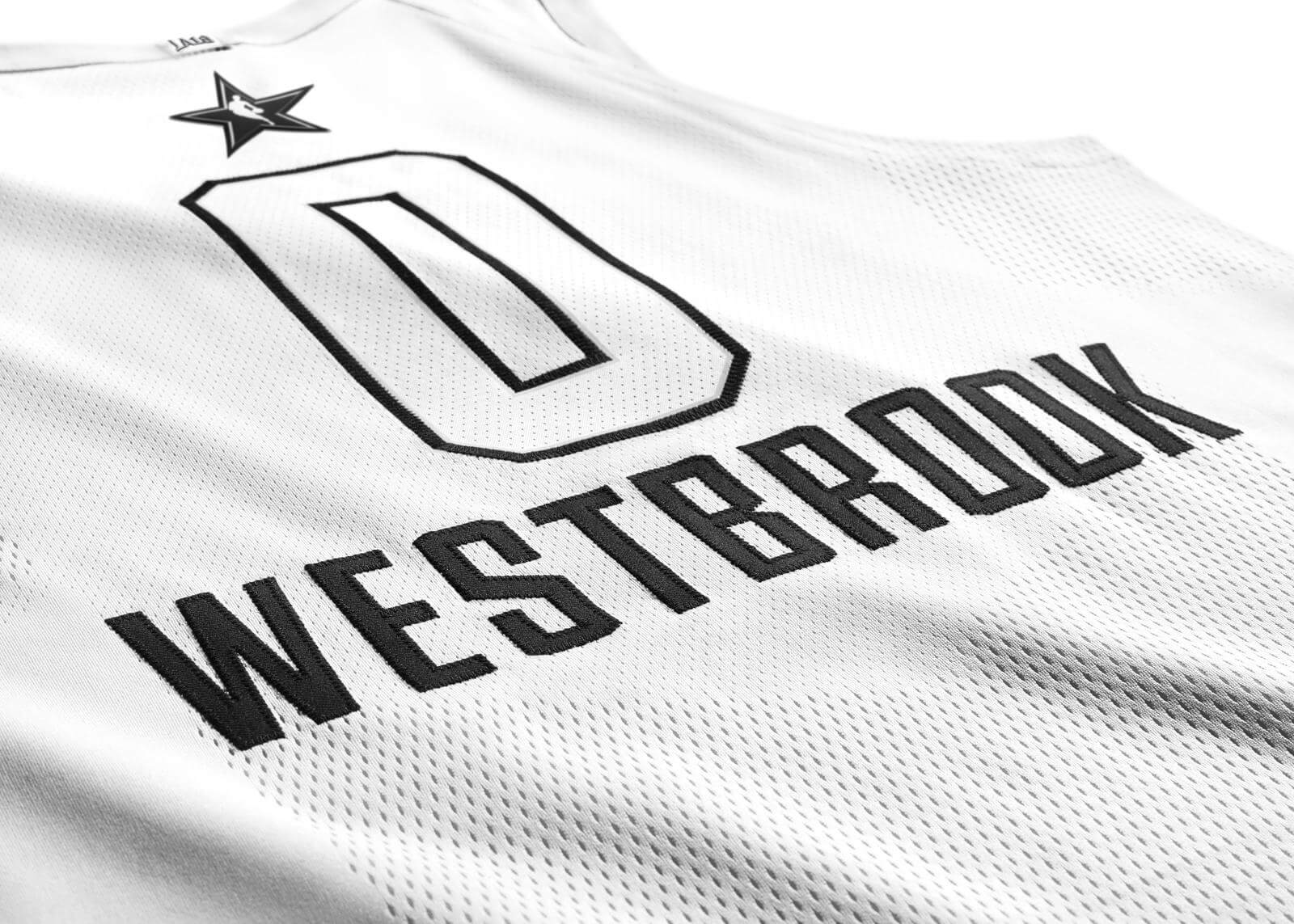 NBA All Star Game maillot